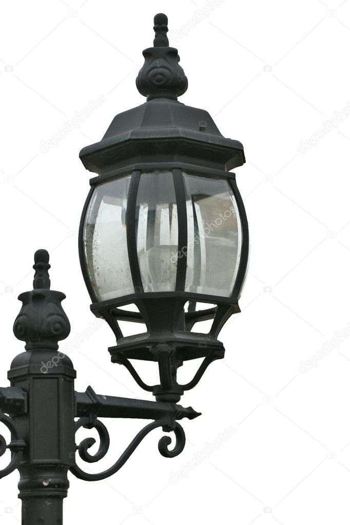 Lantern isolated on white background  Stock Photo #1843745