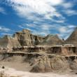 Badlands National Park — Stock Photo