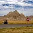 Badlands National Park — Stock Photo #1545724