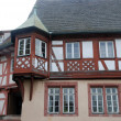 Frame house in Germany Weinheim / Bergst — Stock Photo #1690097