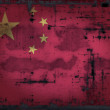 Royalty-Free Stock Photo: Grunge china