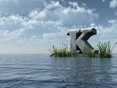 Mektup k Anıtı — Stok fotoğraf