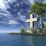 Kutsal haç — Stok fotoğraf #1599575