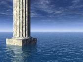 Atlantis — Stock Photo