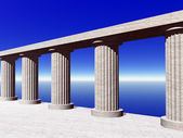 Pillars — Stock Photo