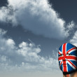 Union jack — Stock Photo #1665543