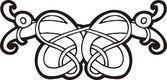 кельтские украшения — Cтоковый вектор