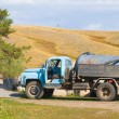 Fuel Water Tanker Truck — Stock Photo #1523629