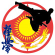 MARTIAL ARTS - KARATE KYOKUSHINKAI - Stock Photo
