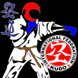 Fighting arts-KARATE - Stockfoto