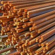Stock Photo: Texture metal vintage rusty steel