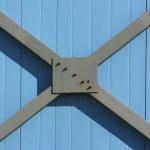 Texture metal vintage rusty steel — Stock Photo #1881892