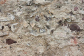 Doku duvar eski çimento — Stok fotoğraf