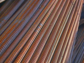 Texture metal vintage rusty steel — Stock Photo