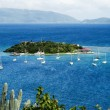 Marina Cay/British Virgin Islands — Stock Photo