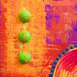 Royalty-Free Stock Photo: Colorfull abstract artwork