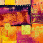 Abstract artwork — Stock Photo