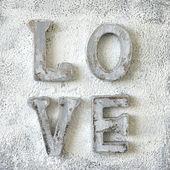 Amor de la obra de arte — Foto de Stock