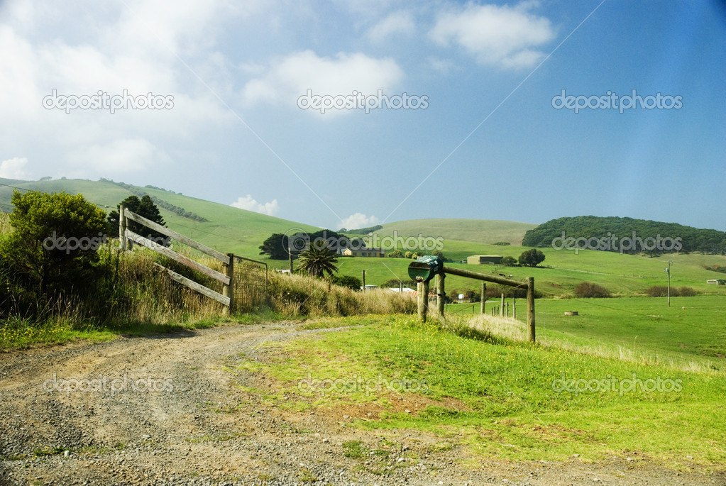 Australia countryside stock photo anegada 1527370 for Landscapers adelaide western suburbs