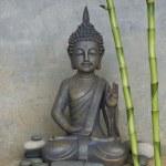 Buddha Statue — Stock Photo #1553197