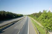 Autobahn — Stock Photo