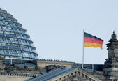 German Reichstag — Stock Photo