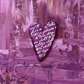 心と絵画 — ストック写真