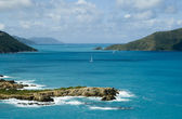 British Virgin Islands View2 — Stock Photo