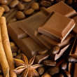 Chocolate — Stockfoto