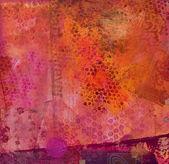 Abstrait peint l'arrière-plan — Photo