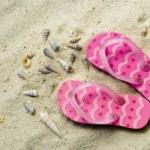 Flip flops — Stock Photo #1758288