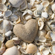 Sand heart — Stock Photo #1867738