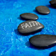 Stock Photo: Way of faith