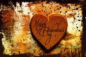 Ilustração de coração dia dos namorados — Foto Stock