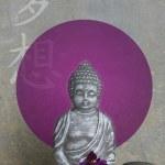 Buddha Statue — Стоковое фото