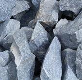 Granite fragments — Stock Photo