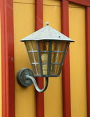Antique lamp — Stockfoto