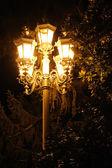 Ancient lantern — Stock Photo