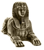 Sphinx — Stock Photo