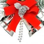 Christmas handbells — Stock Photo #2635696