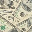 Dollar close up background - Foto Stock
