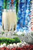 úvodní šampaňského — Stock fotografie