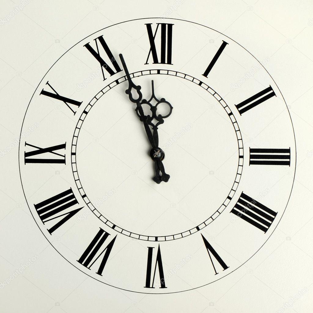 Часовые стрелки анимация 12 фотография