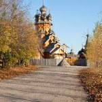 Man's monastery — Stock Photo