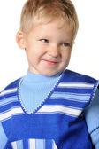 Ritratto di ragazzo piccolo — Foto Stock