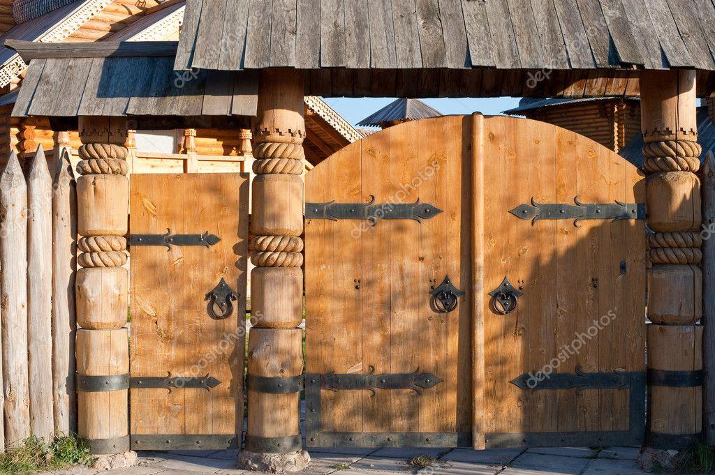 Сделать высокие ворота забор из профнастила пушкинский район