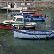 Belle-Ile, Sauzon, Harbour, France — Stock Photo