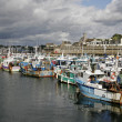 Concarneau, Harbour in Brittany, France — Stock Photo