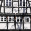 Nice timbered house in Bad Essen, German — Stock Photo #2003998