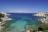 Capo Testa, near Santa di Gallura, Italy — Stock Photo